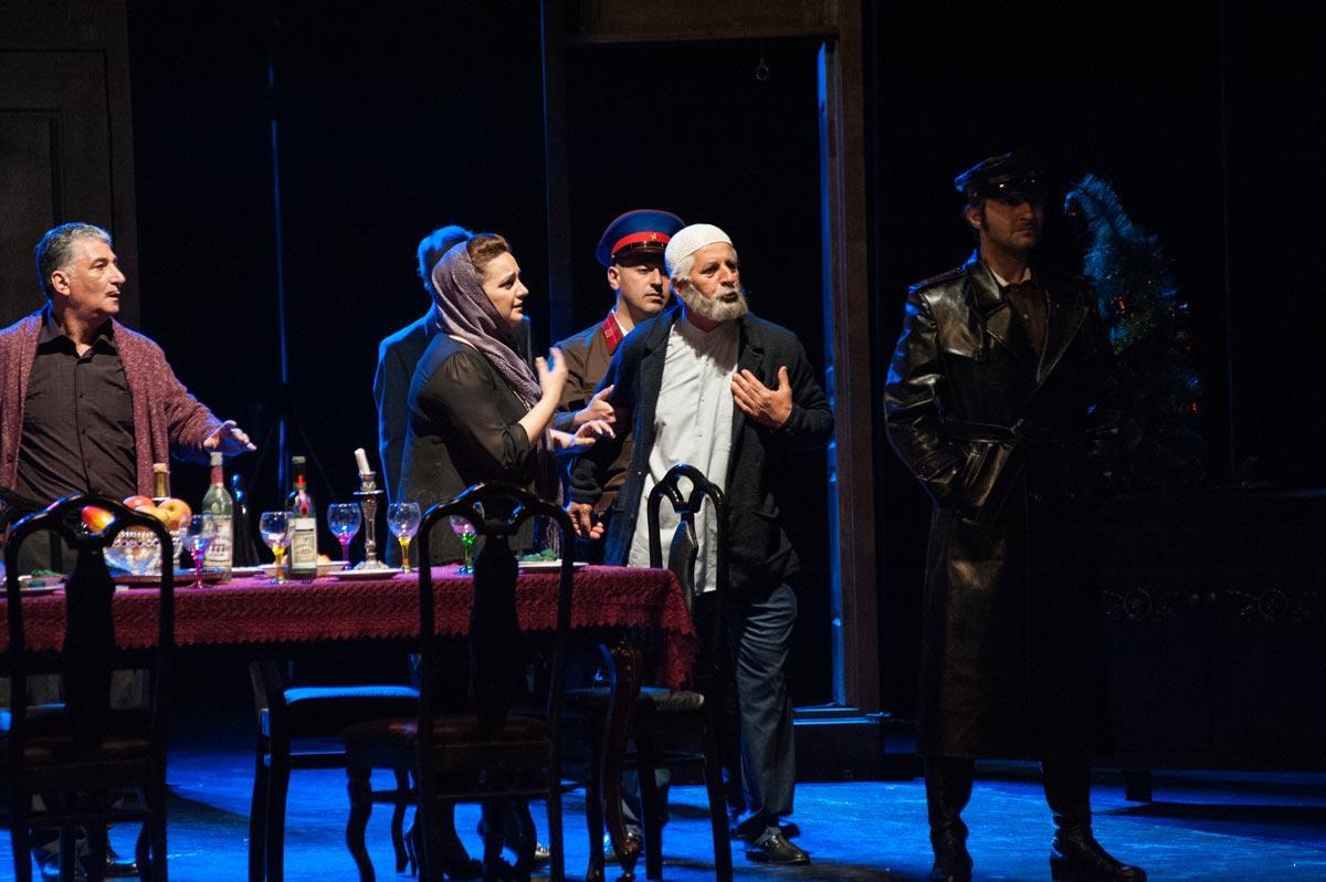 Akademik Milli Dram Teatrı Azərbaycanı beynəlxalq festivalda təmsil edəcək (FOTO)