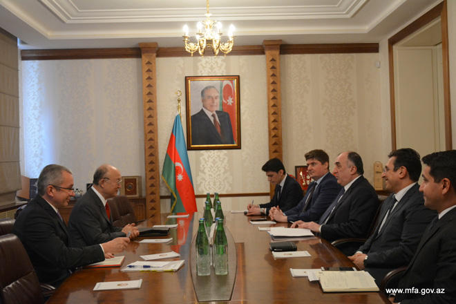 Mammadyarov: Metsamor NPP - a source for smuggling of nuclear, radioactive materials