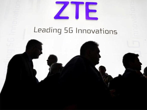 China's ZTE delays earnings release following U.S. export ban