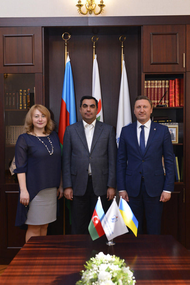 BHOS to strengthen cooperation with Poltava National Technical University
