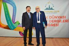 Türk Dünyası Edebiyatçıları Kültür Başkentinde Buluştu - Gallery Thumbnail