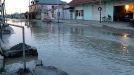 Dövlət Agentliyi Ramana-Maştağa yolunun sıradan çıxmasının səbəbini açıqladı (FOTO) - Gallery Thumbnail