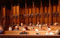 В рамках мероприятий 100-летия Гара Гараева музыка великого композитора звучала в Национальном Соборе Aмерики (ФОТО) - Gallery Thumbnail
