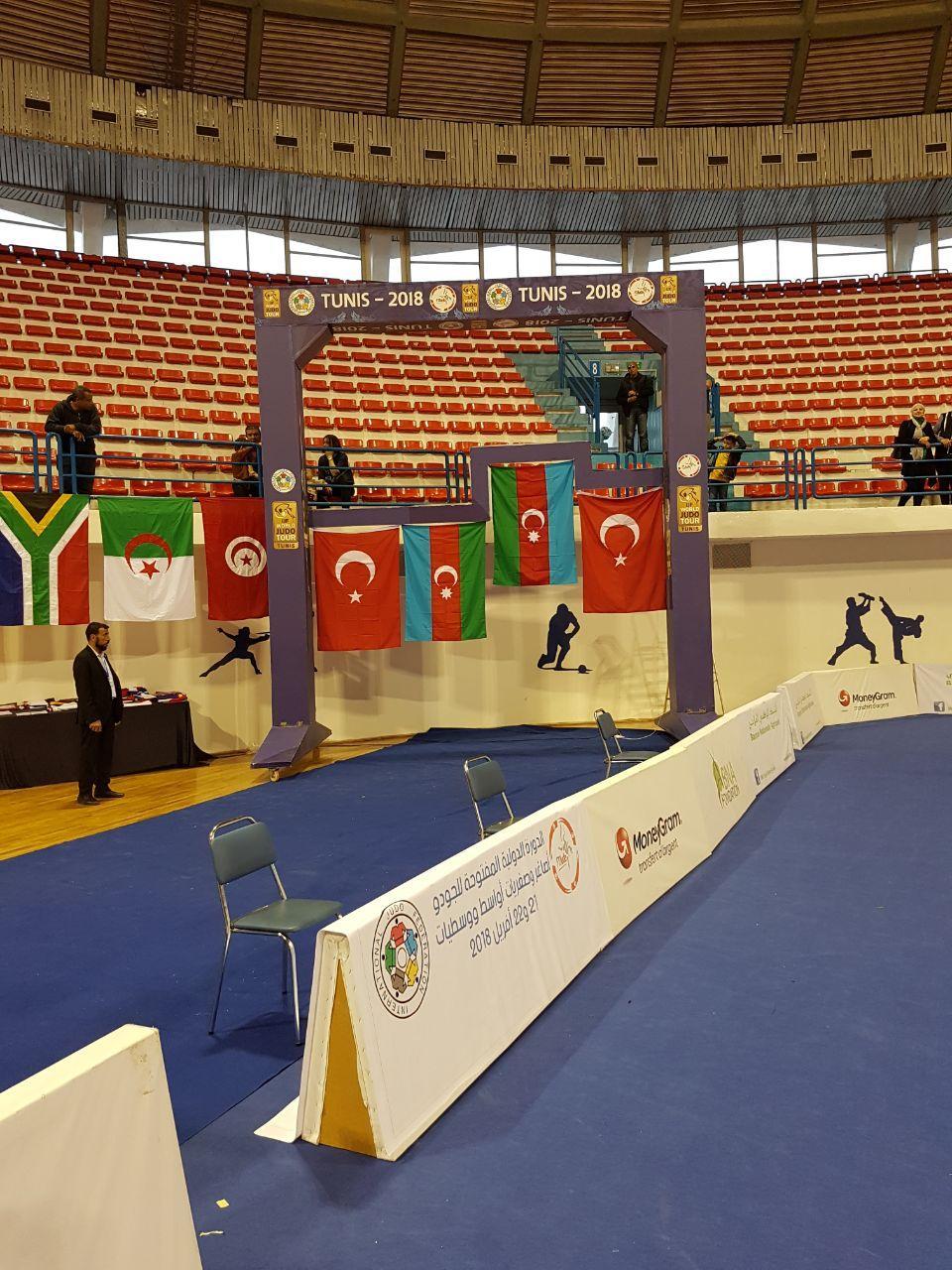 Yeniyetmə cüdoçularımız Tunisdə 15 medal qazandılar (FOTO) - Gallery Image