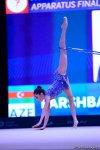 """Azərbaycan gimnastı """"AGF Junior Trophy""""də halqayla hərəkətlərdə bürünc medal qazanıb (FOTO) - Gallery Thumbnail"""