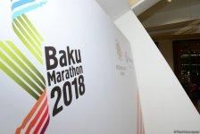 «Бакинский марафон-2018» вызвал большой интерес молодежи и зарубежных участников  (ФОТО) - Gallery Thumbnail