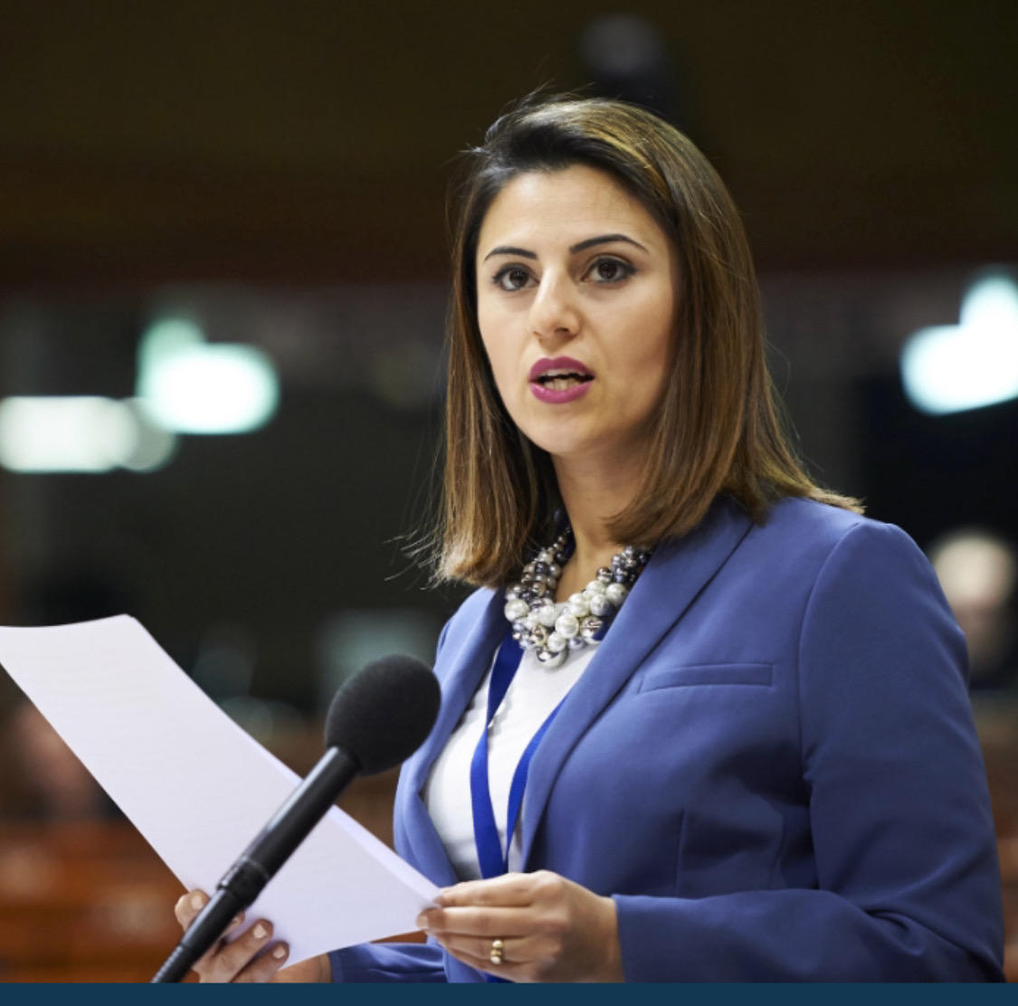 Azerbaijani MP elected as PACE Committee rapporteur