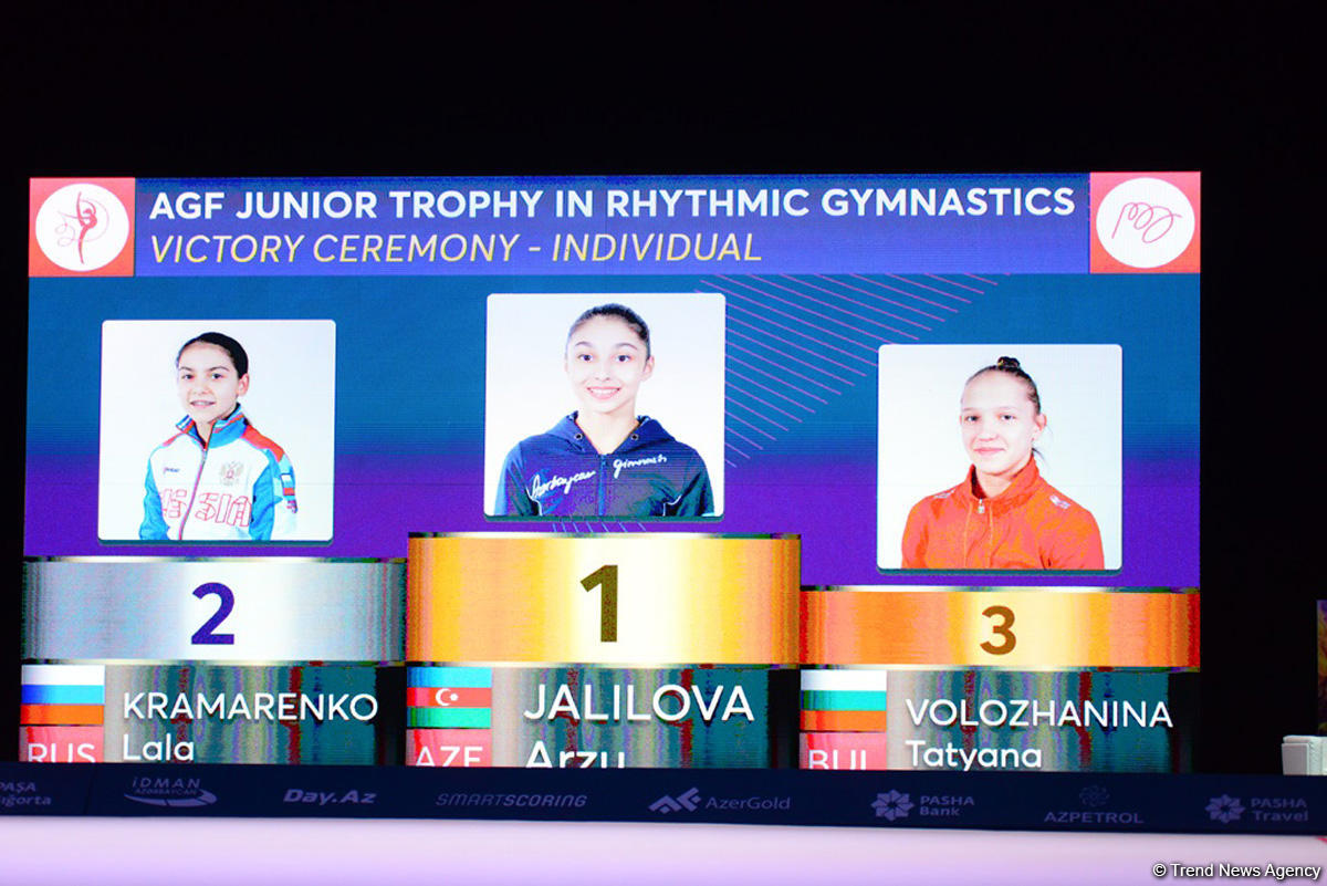 Winners of AGF Junior Trophy International Tournament awarded in Baku (PHOTO) - Gallery Image