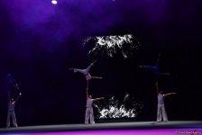 В Баку прошла церемония открытия Кубка мира по художественной гимнастике (ФОТО) - Gallery Thumbnail