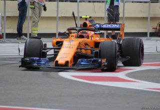 British tourist: Baku - one of best racing venues in F1 history