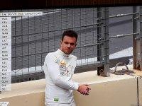 Bakıda Formula 2-nin birinci əsas yarışında İKİNCİ qəza baş verib (FOTO) - Gallery Thumbnail