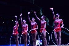 Azerbaijani gymnasts win bronze at FIG World Cup in Baku  (PHOTO) - Gallery Thumbnail
