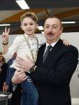 Президент Ильхам Алиев исполнил мечту маленького мальчика (ФОТО, ВИДЕО) - Gallery Thumbnail