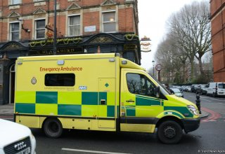 One killed in London traffic accident