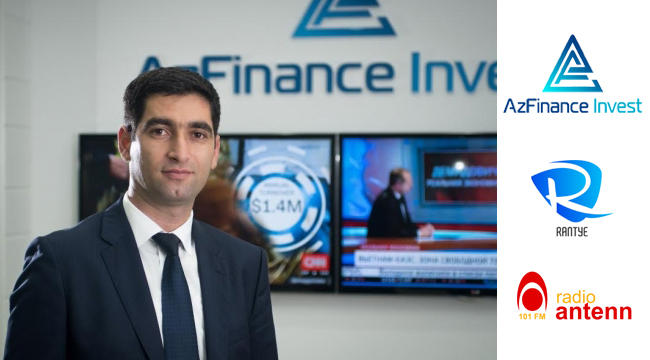 Yayda puldan pul qazanmağın yolları - AzFinance İnvestisiya şirkətiinin direktor müavini