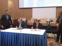Azerbaijan to expand co-op with International Association of Authorized Economic Operator (PHOTO) - Gallery Thumbnail