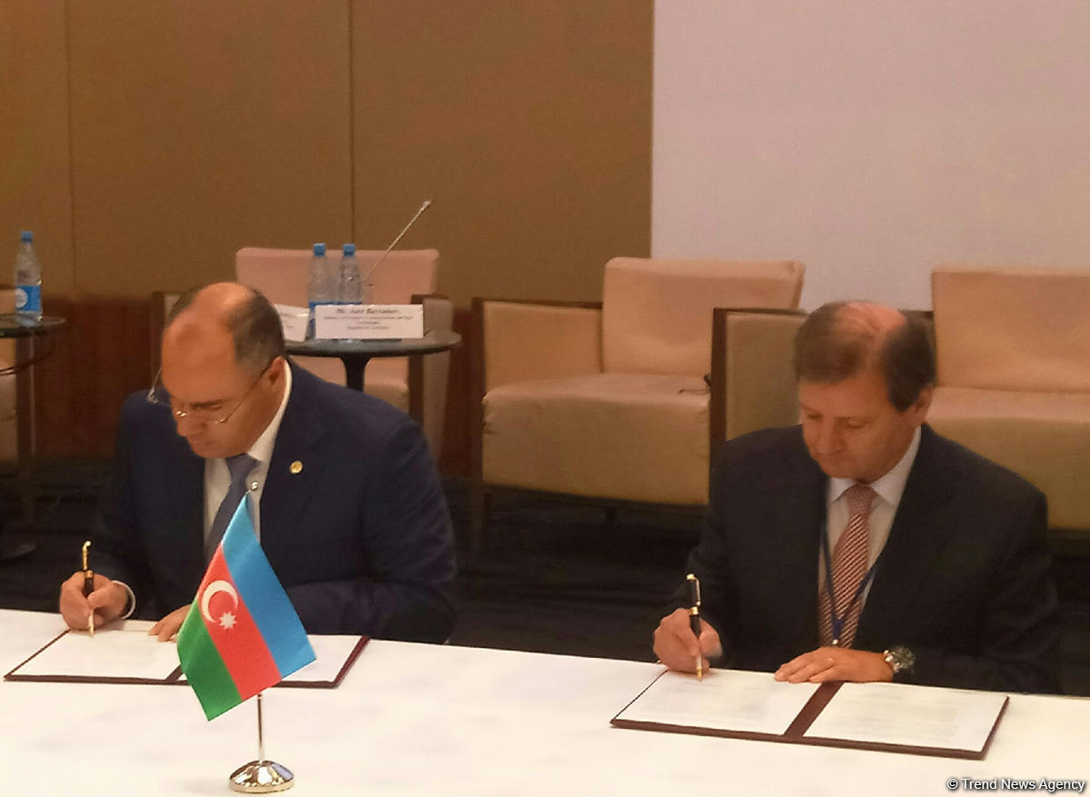 Azerbaijan to expand co-op with International Association of Authorized Economic Operator (PHOTO)