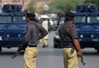 4 terrorists killed in clash with police in SW Pakistan