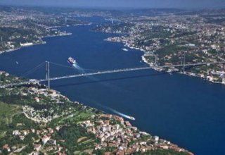 Number of ships passing through Dardanelles in 1Q2020 revealed