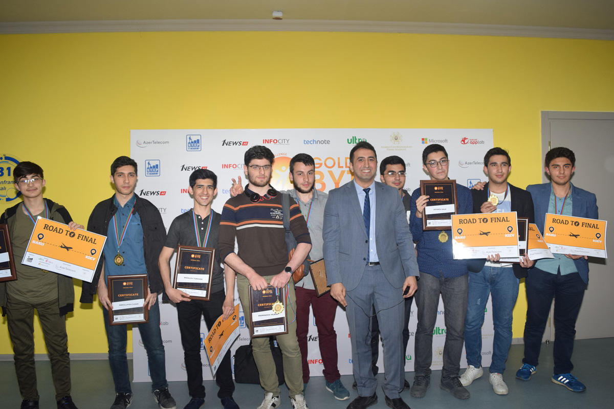 """""""AzerTelecom"""" renders support to educational IT projects (PHOTO) - Gallery Image"""