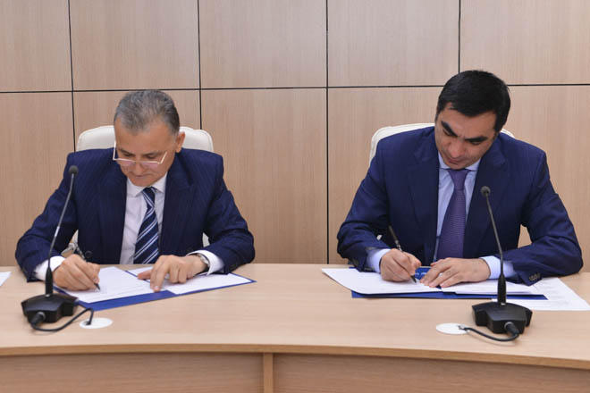 BANM və Kompleks Qazma İşləri Tresti arasında razılaşma imzalandı