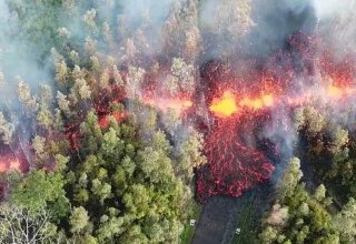 Hawaii Civil Defense prepares for possible large explosion of Kilauea volcano
