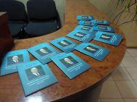 Ukraynada Heydər Əliyevin aforizmlərdən ibarət kitabçanın təqdimatı olub (FOTO) - Gallery Thumbnail