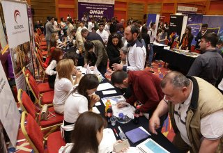 Nobel Oil Services takes part in Job Fair to support young people with limited abilities