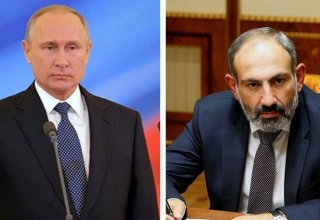 Armenian PM's attempts to meet with Russian president fail