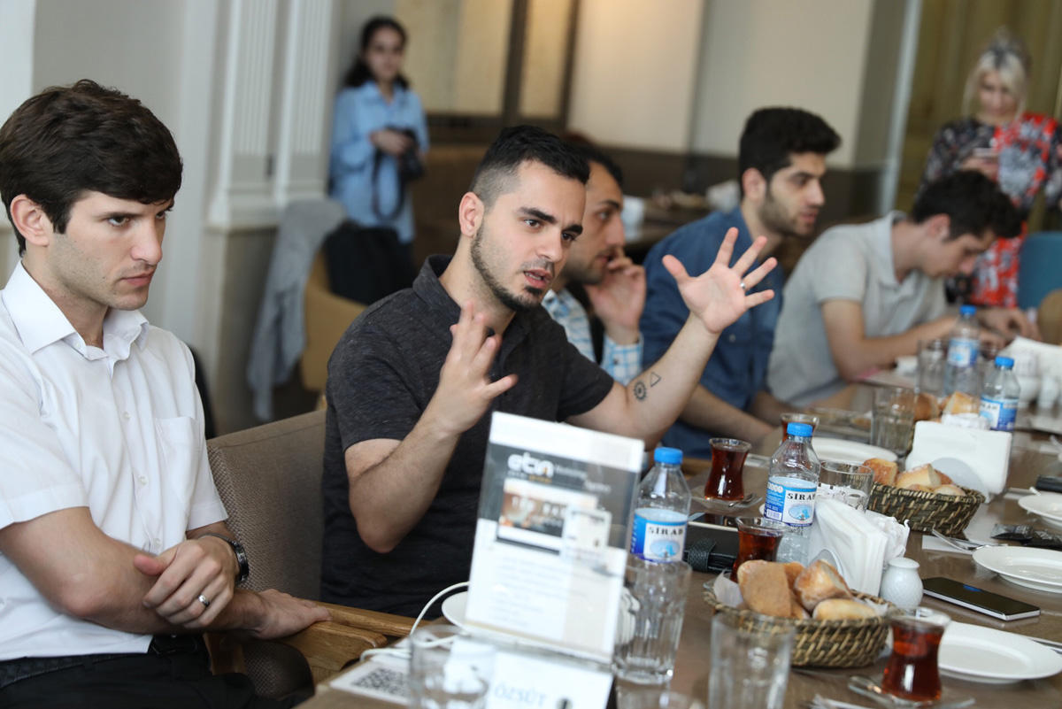 Azercell's Barama Center continues to support young startups (PHOTO) - Gallery Image