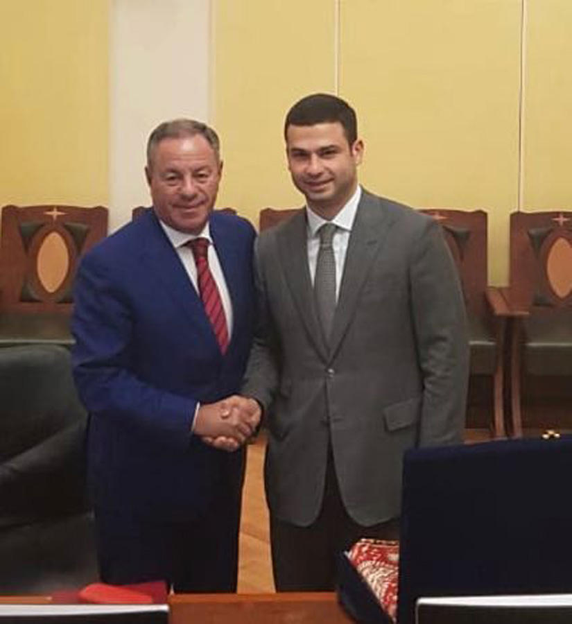 Azerbaijan, Russia to co-op in supporting SMEs (PHOTO) - Gallery Image