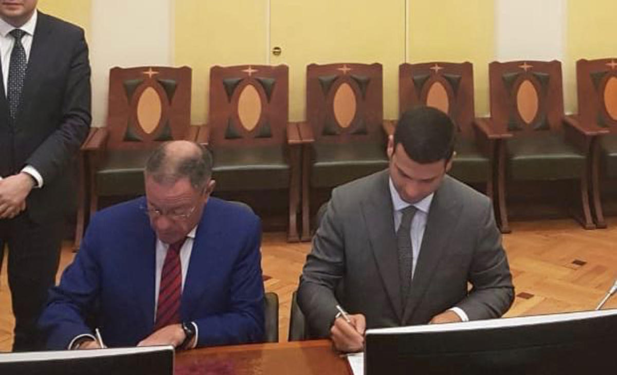 Azerbaijan, Russia to co-op in supporting SMEs (PHOTO)