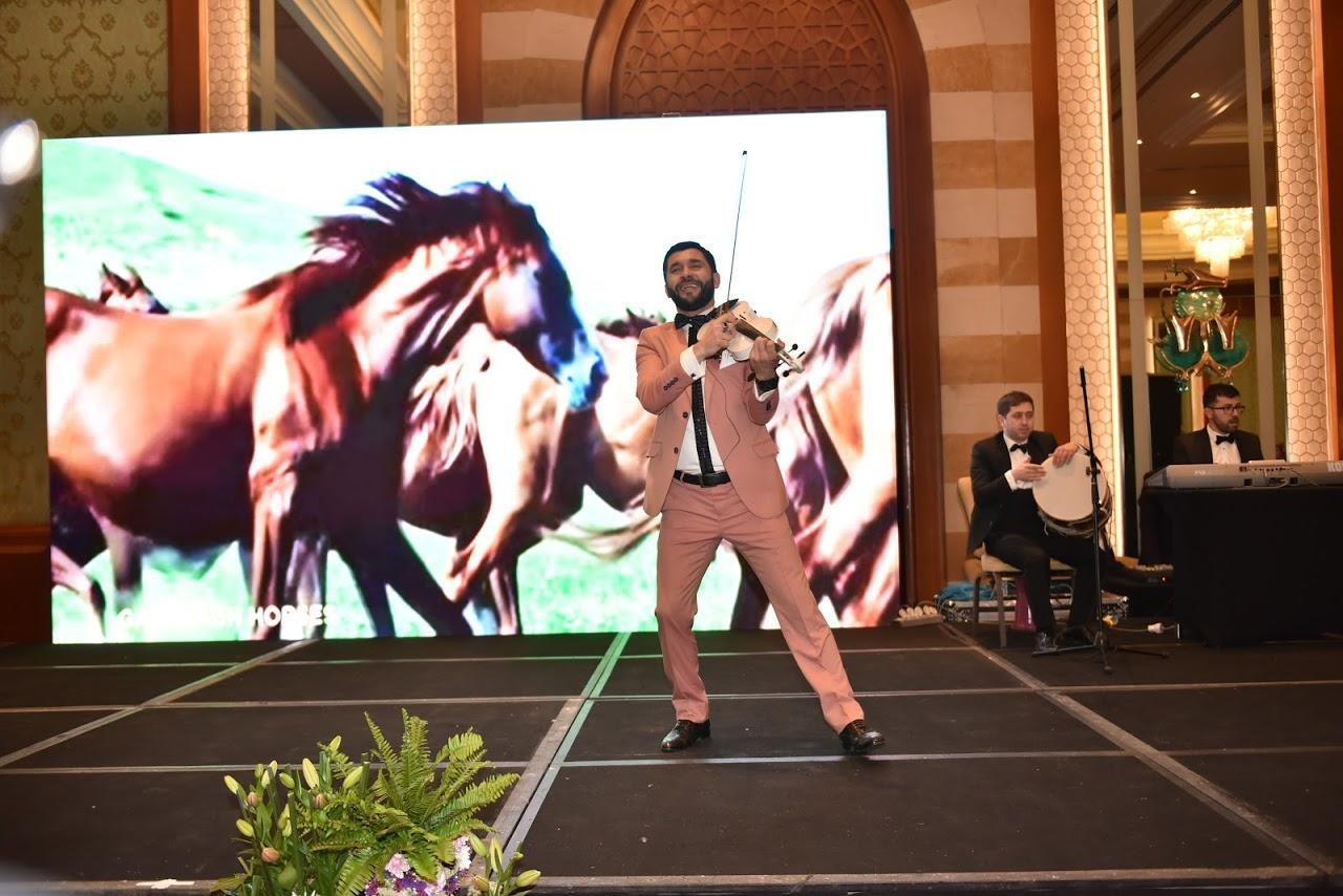 Misirdə AXC-nin 100 illiyi münasibətilə konsert təşkil olunub (FOTO) - Gallery Image