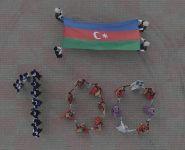 Krasnoyarskda AXC-nin 100 illiyi silsilə tədbirlərlə qeyd olunub (FOTO) - Gallery Thumbnail