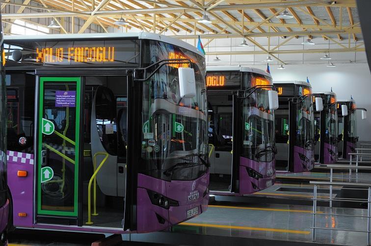 Все регулярные автобусные маршруты в Баку будут выставлены на конкурс
