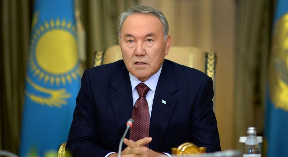 Kazakh president proposes to create international water&energy consortium in Central Asia