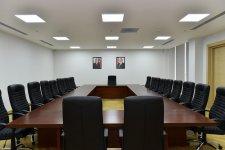 Prezident İlham Əliyev Yeni Azərbaycan Partiyasının yeni inzibati binasının açılışında iştirak edib (FOTO) (YENİLƏNİB) - Gallery Thumbnail