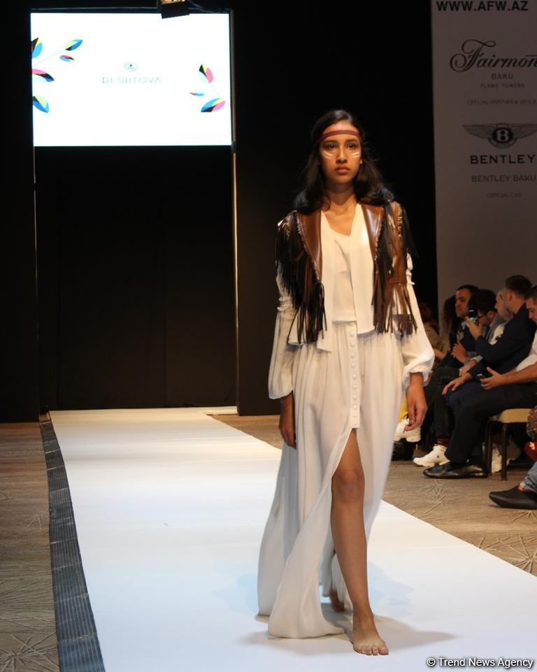 Azerbaijan Fashion Week - день первый (ФОТО) - Gallery Image
