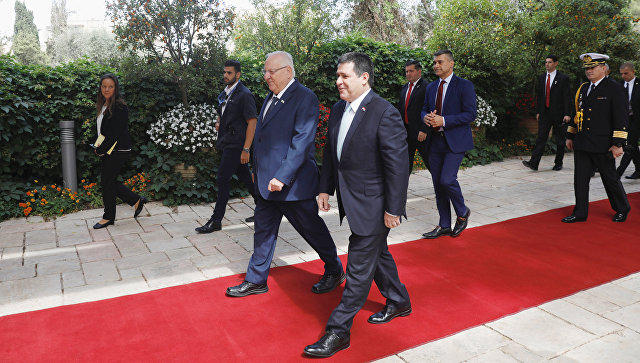 Paraguay opens its Israel embassy in Jerusalem, second country to follow U.S. lead