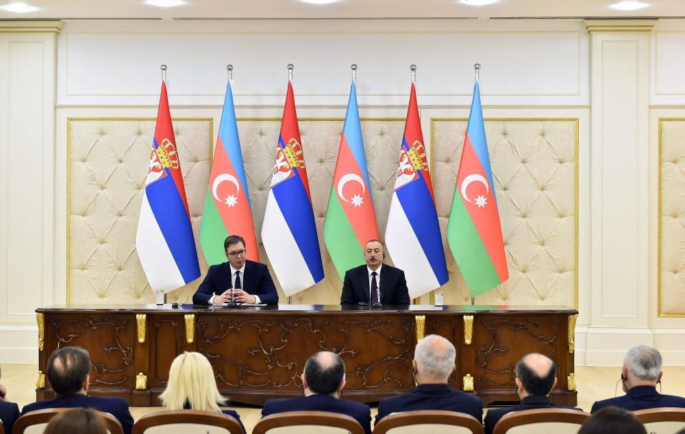 President Aliyev: Serbia seen as active participant in BTK (UPDATE 2)