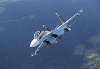 Fighter aircraft crashes in Kazakhstan