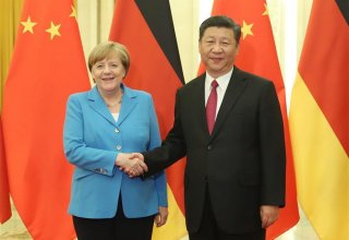Germany, China reaffirm their support for Iran nuclear deal