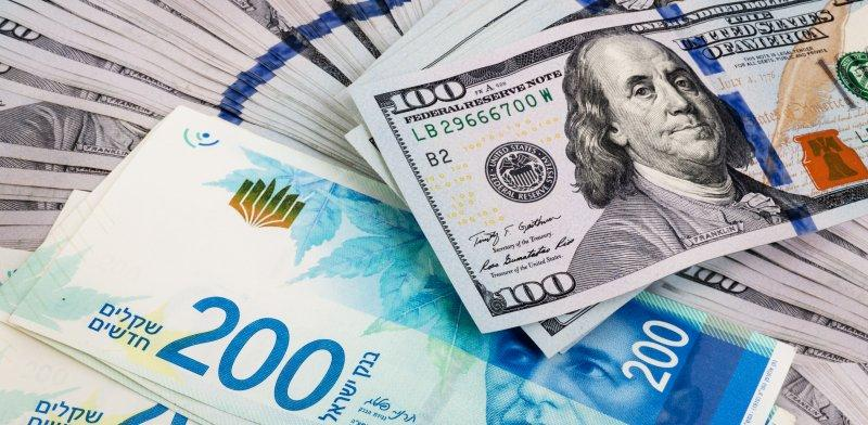 Remarkable shekel-dollar stability suggests BoI intervention