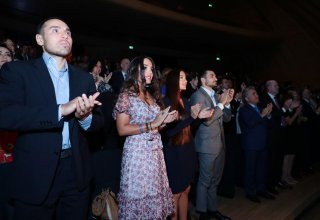 "Heydar Aliyev Foundation VP Leyla Aliyeva, Baku Media Center President Arzu Aliyeva attend presentation of ""The Last Session"" documentary (PHOTO)"