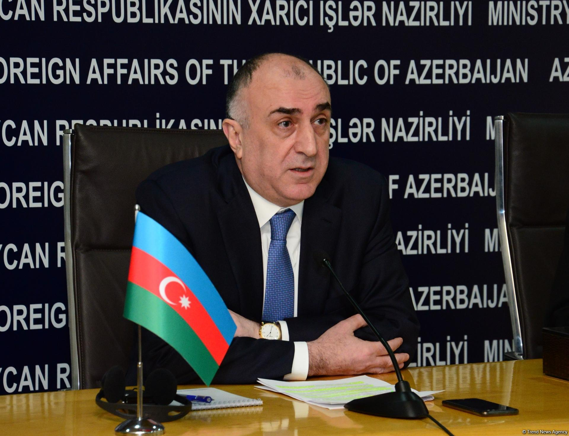 France to continue to contribute to Karabakh conflict's settlement – Azerbaijan's FM (PHOTO)