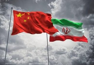 Iran seeks to develop equal partnership with China