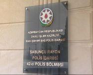 """""""Nardaran qalası""""nda silah-sursat gizlədən şəxs tutulub (FOTO) - Gallery Thumbnail"""