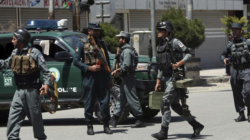 8 police killed in clashes in N.Afghanistan
