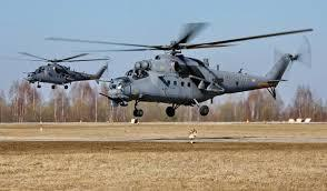 Kazakhstan strikes deal with Russia for Mi-35 helicopters