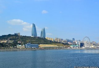 Baku among top 3 cities for Russian citizens' New Year trips